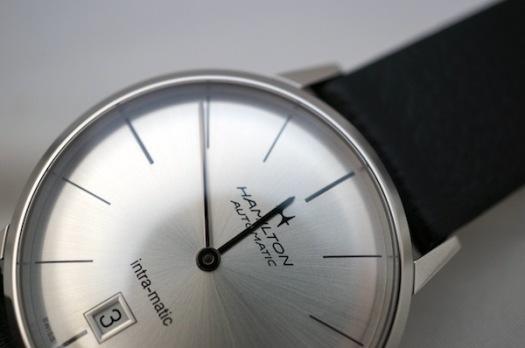 国内正規品ハミルトン認定モデル イントラマティック H38455751