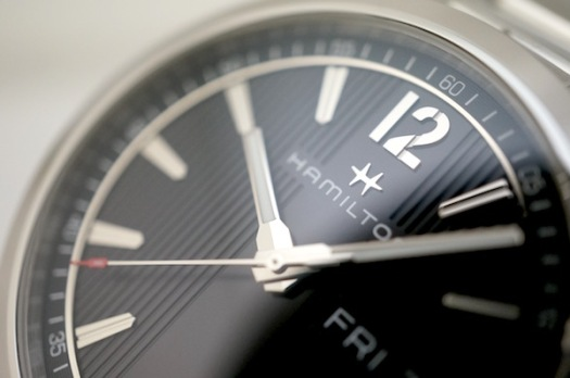 国内正規品ハミルトン社認定商品 ブロードウェイ デイデイトクオーツ H43311135
