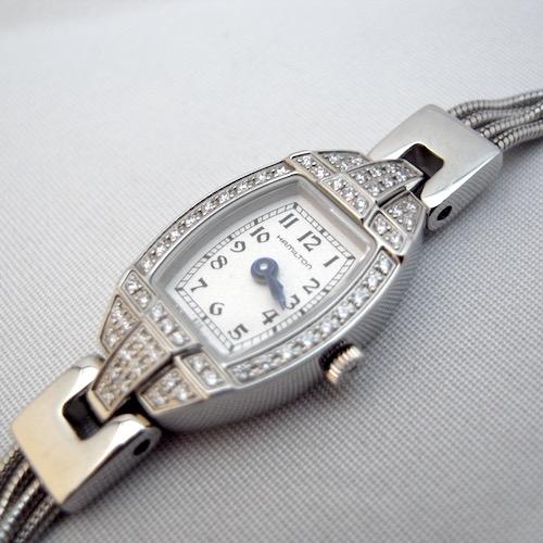 国内正規品ハミルトン レディハミルトン H31151183  ダイアモンド