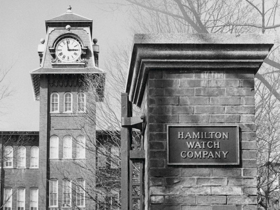 ハミルトン本社工場 アメリカ